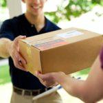 Доставка посылки