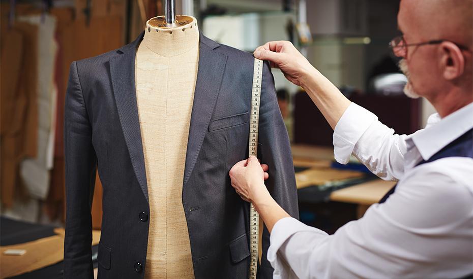 Замеры одежды