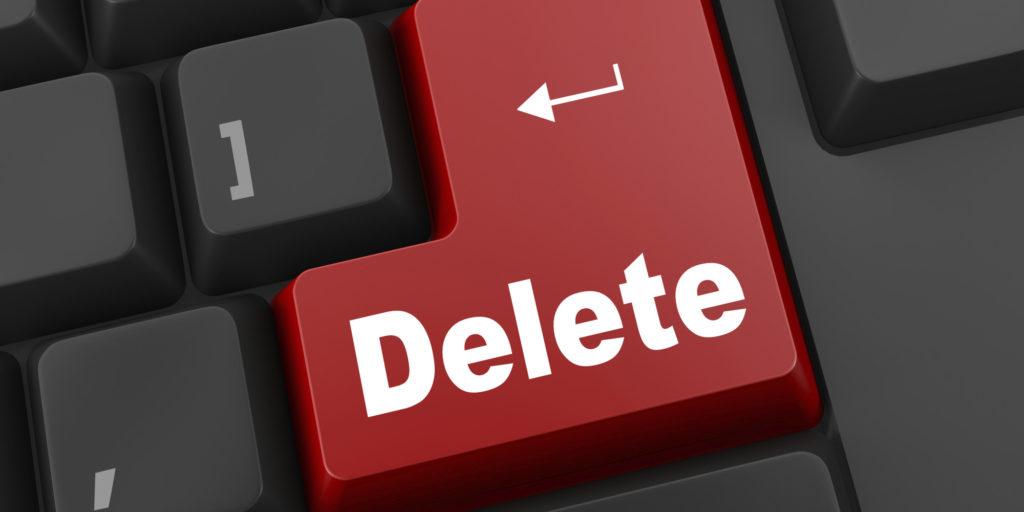 Как удалить аккаунт и отписаться от рассылки на Озоне 59775c32877