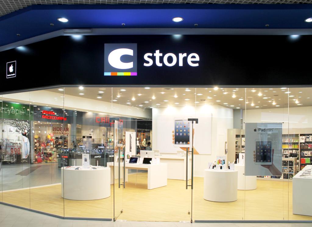 Магазин Cstore