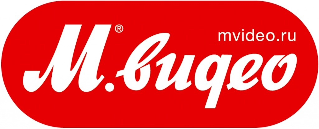 Логотип М Видео