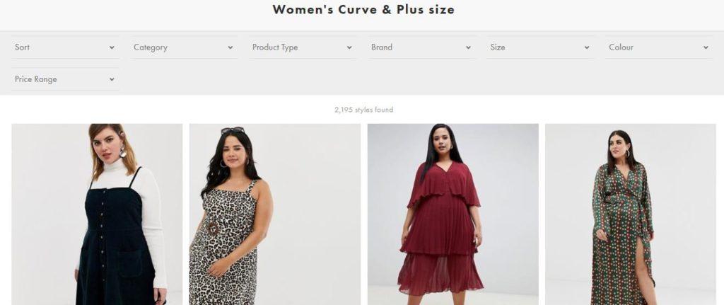 Коллекция Curve