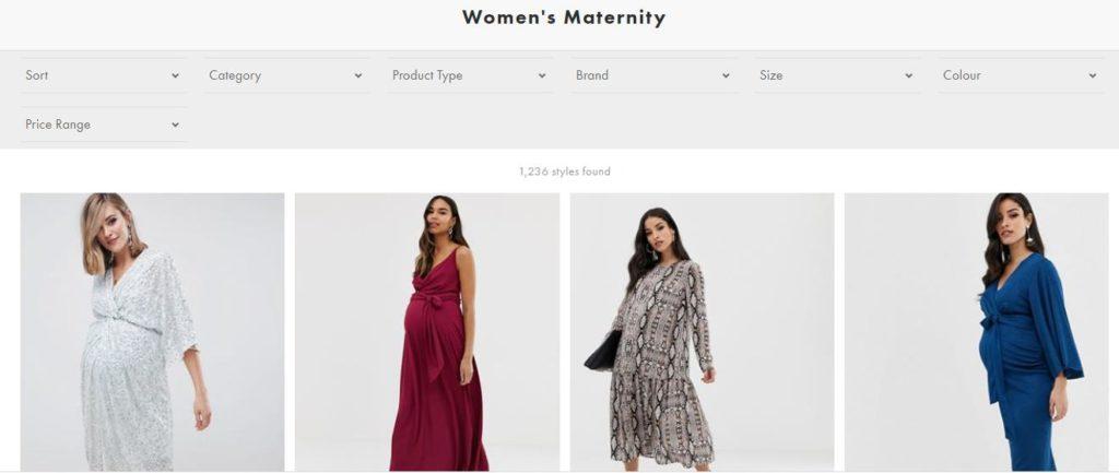 Коллекция Maternity