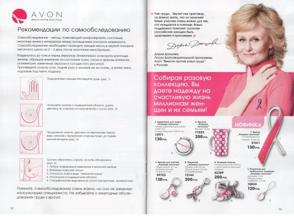 Виртуальный каталог Avon