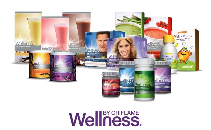 Немного о Wellness от Oriflame