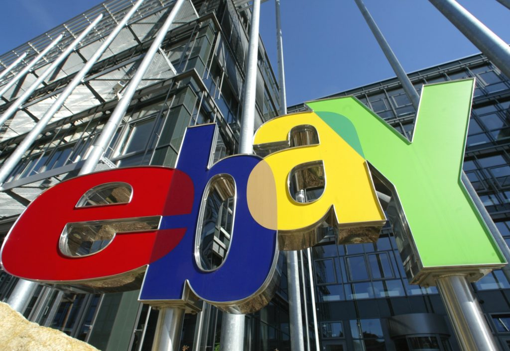 История Ebay
