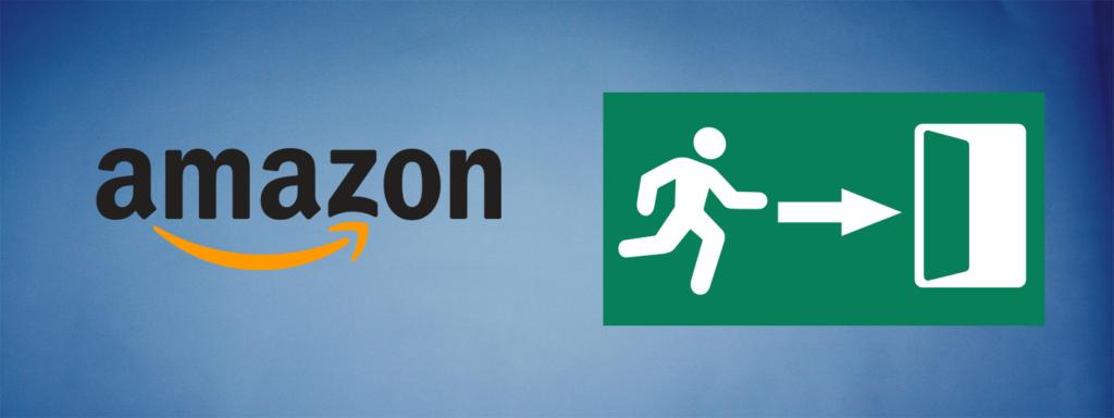 Как выйти из Amazon