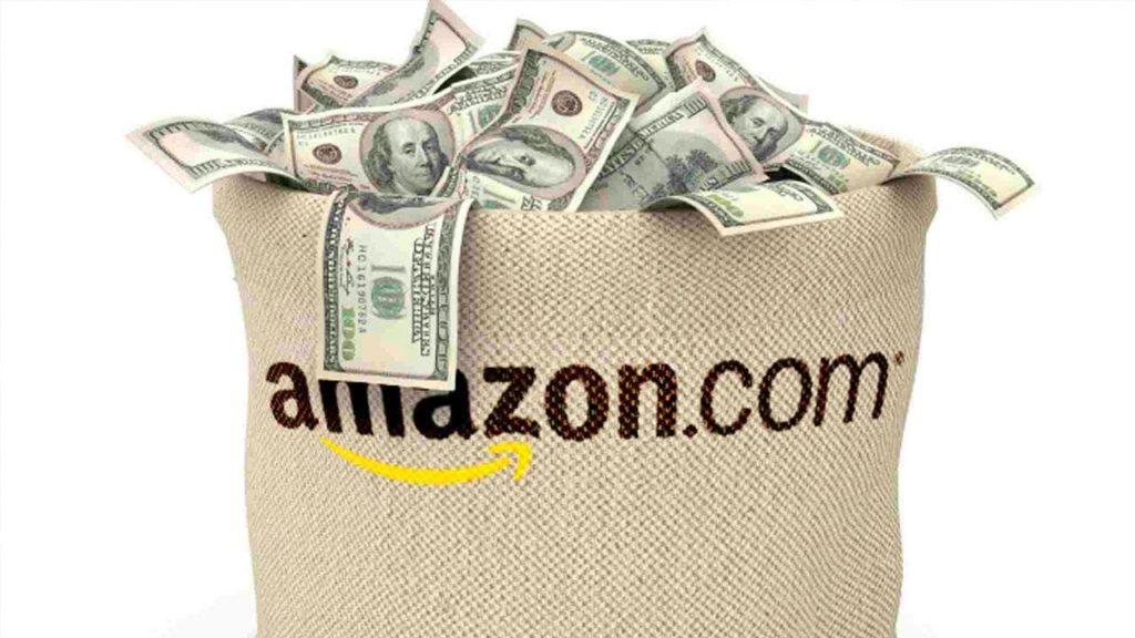 Как оплатить заказы на Амазоне