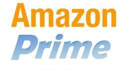 Amazon Prime логотип