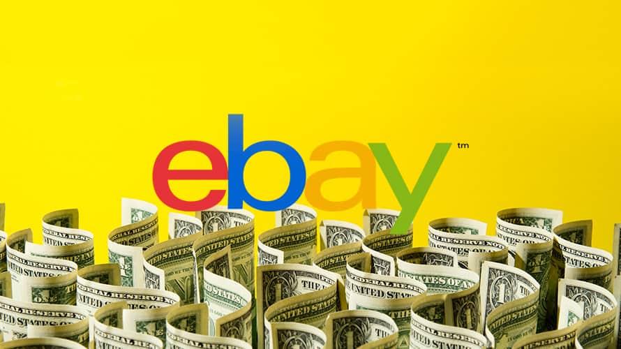 EBay валюта