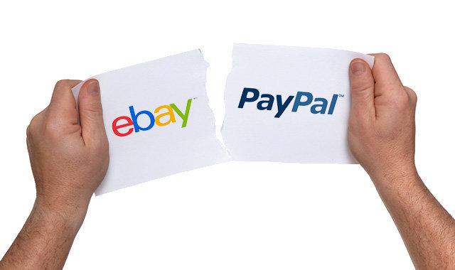 EBay откажется от PayPal